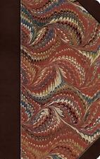 ESV Thinline Bible (Classic Marbled) (2016, Hardcover)