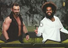 Austin Aries VS No Way Jose NXT Rivalries WWE Then Now Forever 2016 Trading Card