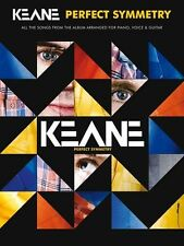 Keane Perfect Symmetry Learn to PLAY ROCK Piano Guitar PVG Music Book