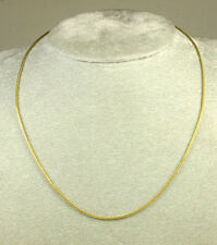 "16"" Snake Chain 14K Yellow Gold NEW OLD STOCK Below Wholesale"