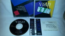 VISION Wondrous CD JAPAN 1993 Queen Robby Valentine Valensia POMP AOR s2163
