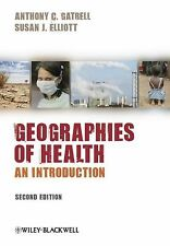 Geographies of Health: An Introduction-ExLibrary