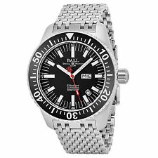 Ball Men's Engineer Master Skin Diver Swiss Automatic Date Watch DM2108A-S-BK