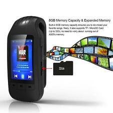 HOTT 1.8 inch LCD Screen 8GB MP3 MP4 Stereo Music Player FM Radio TF Video W3L2