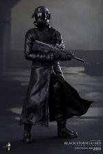 Virtual Toys VTS Resident Evil Soldier Black Storm Guard 1/6 Figure IN STOCK