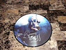 "Ace Frehley Hand Signed Limited Edtion Live Vinyl Record Picture Disc 12"" Kiss"