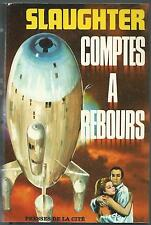 Comptes à rebours.Frank G.SLAUGHTER.Presses de la Cité  S007