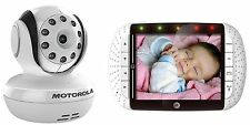 "Motorola MBP36 Digital Wireless Video Baby Monitor, 3.5"" Colour Screen, Infrared"