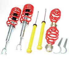 TA TECHNIX COILOVERS AUDI A4 8E B6 B7 2WD + 4WD QUATTRO adjustable suspension