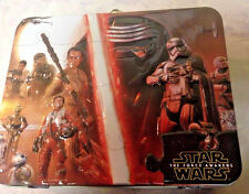 Star Wars The FORCE AWAKENS 100 Piece Puzzle Tin Lunch Box Limited Edition