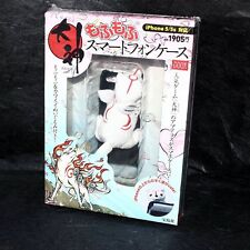 Okami iPhone Cover Genuine Capcom Licensed Plush NEW
