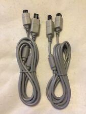 2 x Sega Dreamcast Controller Extension Cable 6ft