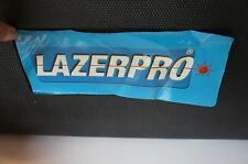 """""""LAZERPRO"""" 4PC. LASER LEVEL KIT WITH OWNER'S MANUAL/CARRYING CASE"""