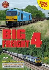 Big Freight 4 - freight trains - Diesel Railway DVDs