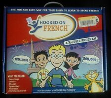 Hooked on French A 3-Level Program