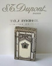 "S.T.DUPONT FEUERZEUG ""TAJ MAHAL"" L2 LIMITED EDITION 2002 LIGHTER FULLSET"