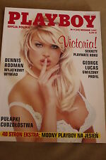 Playboy 9/1997 Victoria Silvstedt, Bosman Joanna,Shae Marks