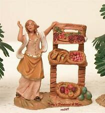 "FONTANINI DEPOSE ITALY 2.5"" ZOFIA NATIVITY VILLAGE FIGURE NEW ARRIVAL"