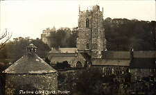 Dunster. The Dove Cote & Church by Vowles.