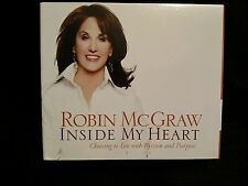 Audio Book Robin McGraw Inside My Heart Choosing to Live Passion and Purpose