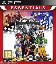 Kingdom Hearts HD 1.5 Remix PS3 Sony PlayStation 3 Brand New Factory Sealed
