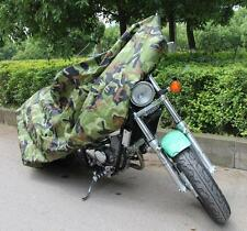 XXL Waterproof Motorcycle Cover Fit Harley Dyna Super Wide Glide FXDWG/Low Rider