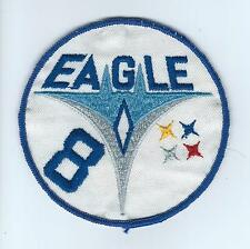 70s-80s USAF ACADEMY 8th CADET SQUADRON(4th DESIGN) patch