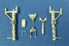 SAC 32026 Revell 1/32 Junkers Ju 88A-1 White Metal Landing Gear
