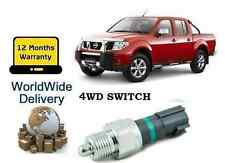 FOR NISSAN NAVARA D40 2.5 3.0 2005--  4x4 FOUR WHEEL 4WD DRIVE SWITCH 320068S01A