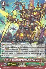 CARDFIGHT VANGUARD CARD: POISON SPEAR MUTANT DEITY PARASPEAR G-BT04/037EN R RARE