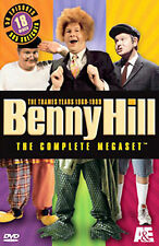 Benny Hill: Complete and Unadulterated: The Complete Collection Megaset (DVD, 2…