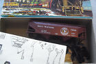 Vintage HO Scale Athearn Great Northern 34 Ft Hopper Car Kit in Box 5405