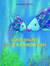 Good Night, Little Rainbow Fish by Marcus Pfister (2012, Paperback)