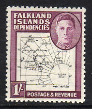 F.i.deps 1946-49 1 / - con DOT in' t' SG G16A MINT.