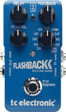 TC Electronic Flashback Delay Guitar Pedal FX Flash Back