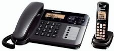 Panasonic KX-TG 6451 Corded & Cordless Landline Phone.