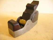 "VERY RARE, ""BOW BRIDGE"" SMALL NORRIS LONDON SMOOTHING PLANE"