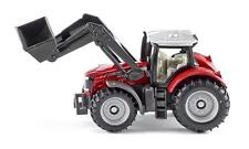 Siku 1484 - Massey Ferguson tractor with front loader- aprox Scale 1:76 H0