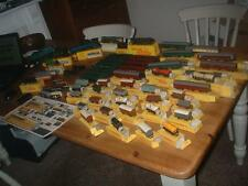 SUPERB JOB LOT TRIANG HORNBY AND GEM 3MM SCALE TT RAILWAT LOCOS & ROLLING STOCK