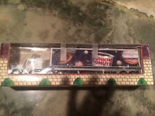 1995 DUNKIN' DONUTS Tractor & Trailer Limited Edition Die Cast Truck New