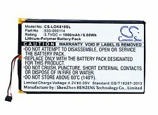 NEW Battery for Logitech IIIuminated Keyboard K810 K810 533-000114 Li-Polymer