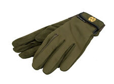 MACWET SHOOTING GLOVES HUNTING GREEN INSULATED LONG  CUFF SIZE 8 WATERPROOF GRIP