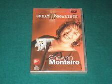 Shawnn Montero - Great Jazz Vocalist dvd