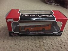 OM45115 MCW Metrobus MKI Greater Manchester Transport Scale 1:76 Limited Edition