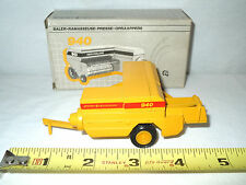 Sperry New Holland 940 Square Baler By NZG   1/42nd Scale?