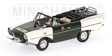 "1:43 Minichamps Amphicar ""POLIZEI HAMBURG"" 1965 L.E. 1008 UNIQUE ON EBAY SITE"