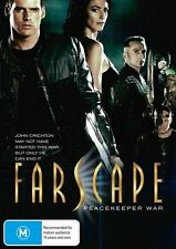 Farscape - Peacekeeper War (DVD, 2010)