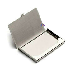 POCKET business IMPERMEABILE ID carta di credito in alluminio Case Box Wallet Holder