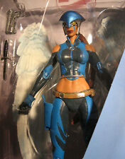 DC: NEW 52: EARTH-2 HAWKGIRL figure - (batman/flash/justice league/hawkman)