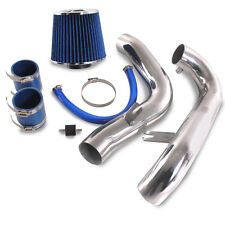 ALLOY COLD AIR FEED INDUCTION INTAKE FILTER SYSTEM KIT FOR HONDA CIVIC EP2 MK7